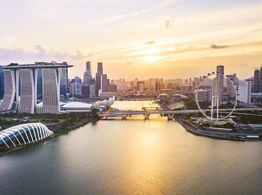 Singapore's successful monetary policy turns 40